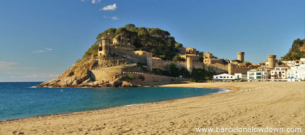 Tossa de Mar - History, Sand and Sunshine on the Costa Brava ...