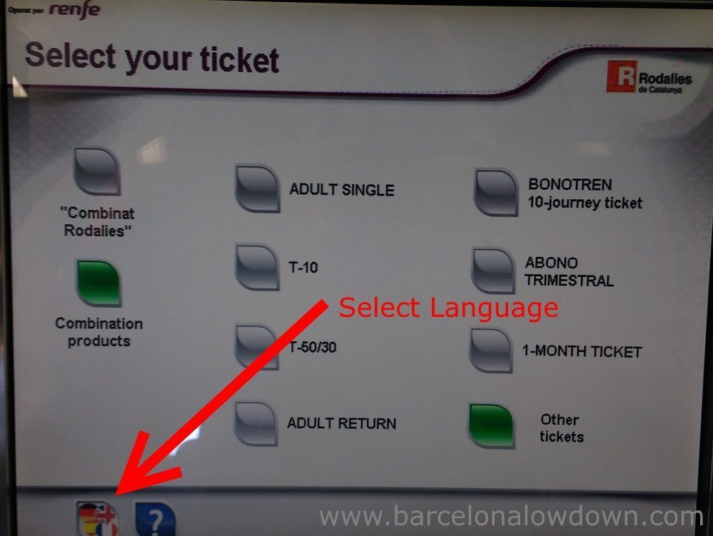 How to claim your free train ticket step 1