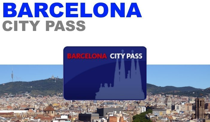 Barcelona city pass, fast track entry sagrada familia, 20% discount casa batllo and more