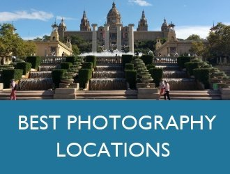 Barcelona best photo locations