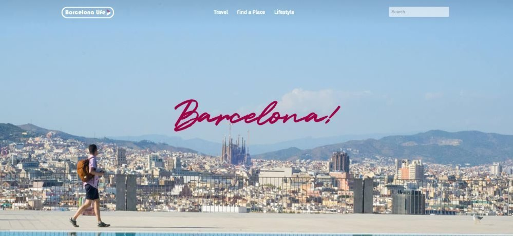 Barcelona Life - top Barcelona lifestyle and travel blog