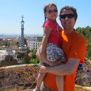 Barcelona with kids and families